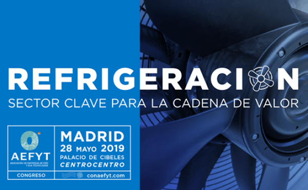 Congreso refrigeración Aefyt 2019