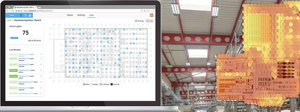 Digital lumens proyecto iluminación coca cola