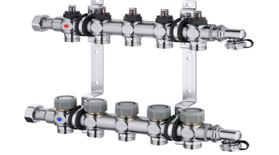 Equilibrado hidraulico multidis sfq oventrop