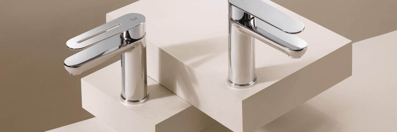 Colección NINE, un nuevo imprescindible en grifería de baño