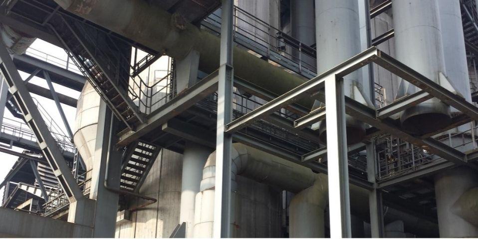 Industria aislamiento térmico