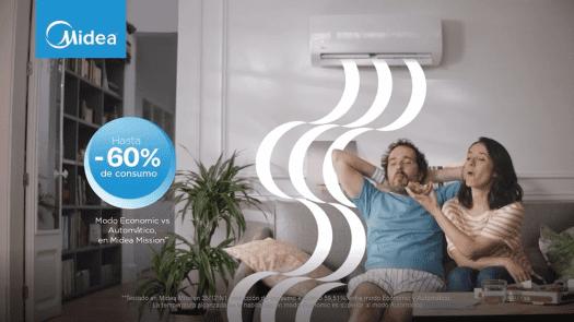 Midea lanza su nueva campaña publicitaria