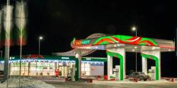 Luminarias LED de alta tecnología para la renovación de la red de gasolineras Tafneft