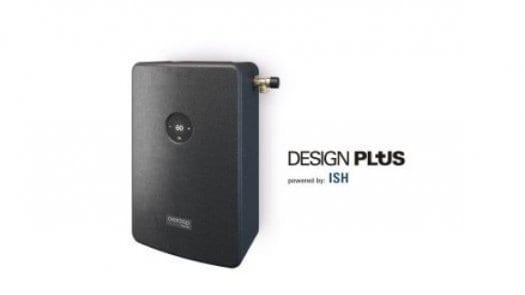 """El lanzamiento en la ISH del """"Regumaq X-45"""" premiada con el """"Design Plus Award"""""""