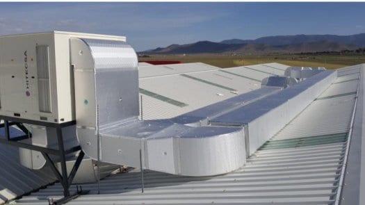 Los Roof Top KUBIC de Hitecsa climatizan la nueva fábrica de KIA Motors en Argelia