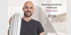 Nuevas soluciones para tubería multicapa, gama Multiskin de STH COMAP