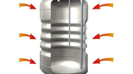 """""""Tank in Tank"""" de ACV, la tecnología para ACS de alta eficiencia energética"""