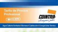 Tarifa precios cointra 2019 cabecera