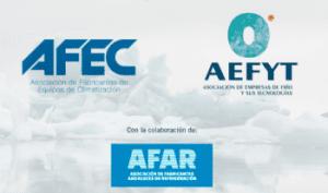 aefyt afec y afar organizadores dia refrigeración