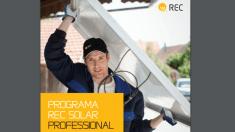 programa rec instalador solar profesional