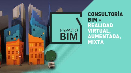 Espacio BIM: servicios de consultoría BIM y realidad virtual