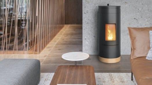 La instalación de estufas de pellets y calderas de biomasa crece un 16,2% en 2018