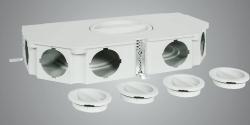 Colector plano para sistemas de ventilación de FRÄNKISCHE