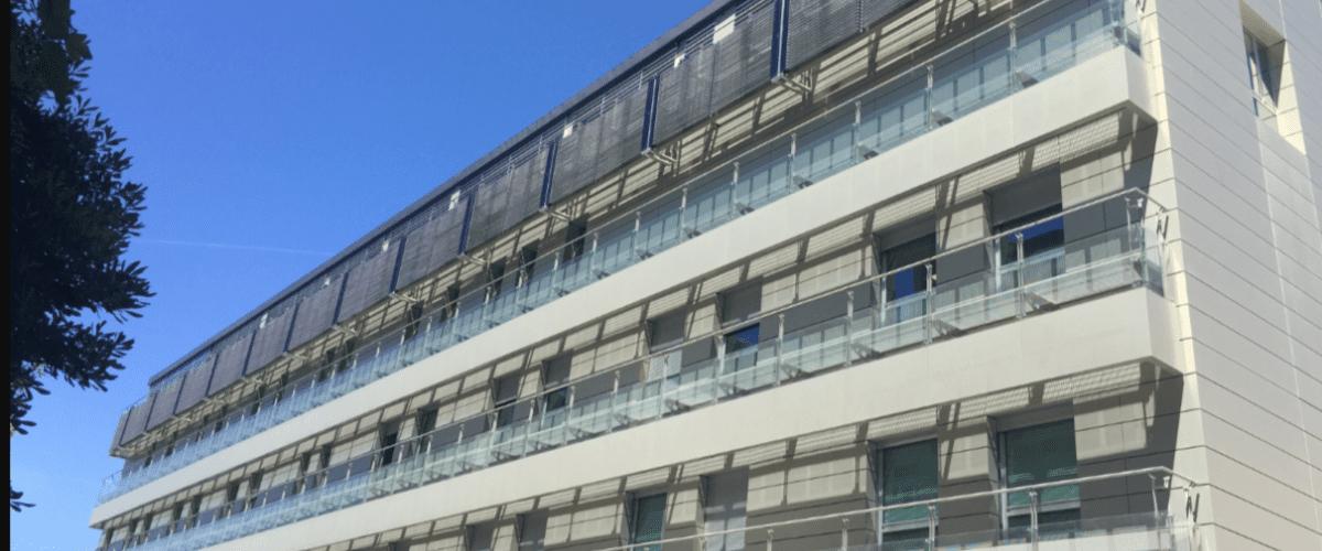 hospital fraternidad muprespa certificado leed