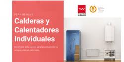 Plan Renove de calderas y calentadores individuales 2019 de la Comunidad de Madrid