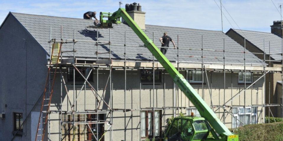 rehabilitación edificios subvenciones