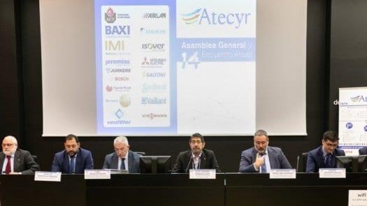 La transición energética en la edificación y la climatización centran el XIV Encuentro Anual de Atecyr
