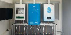 Baxi presenta la primera caldera doméstica a base de hidrógeno
