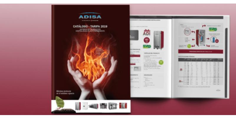Catálogo Adisa 2019