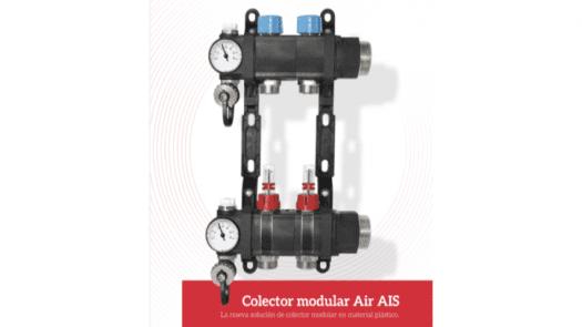 Colector Air AIS, una nueva solución de colector modular en material plástico