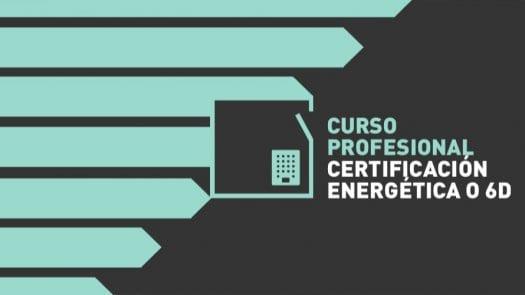 Curso Certificación Energética de Espacio BIM