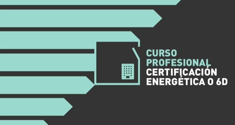Curso certificación energética espacio bim