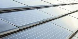 Tejas solares fotovoltaicas de Cerámica La Escandella