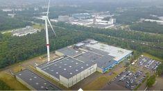 fábrica cero emisiones co2 panasonic