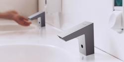 Nuevos grifos de lavabo electrónicos Platinum y Elegance de Clever