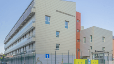 Hospital Fraternidad certificado leed platino