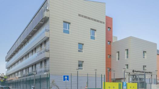 Knauf Insulation proveedor de aislamiento del Hospital Fraternidad-Muprespa, certificado LEED Platino