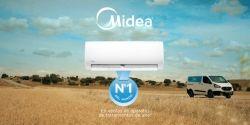 Midea refresca con su aire acondicionado a Carabaña, el pueblo más caluroso de España