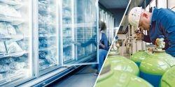 f-gas gases refrigerantes
