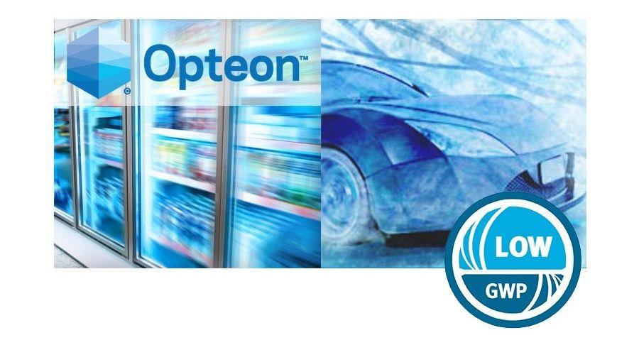Opteon refrigerantes chemours