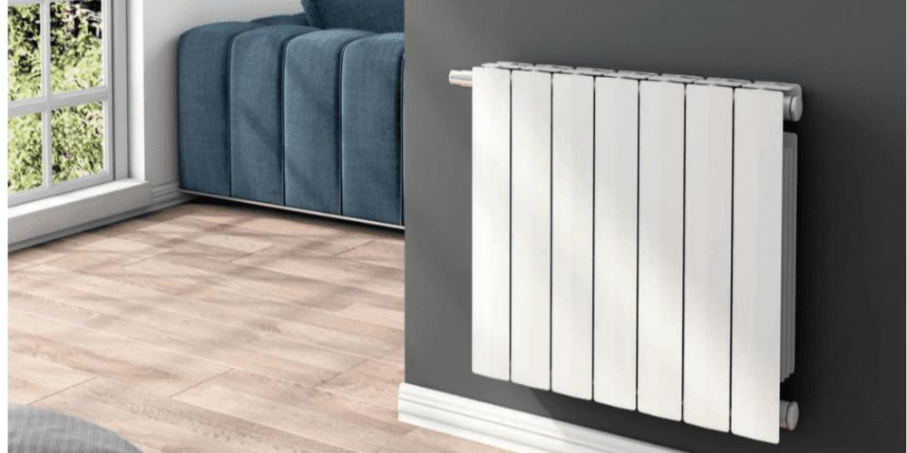 radiadores de aluminio magno +