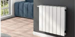 Radiadores de aluminio Magno +; sencillez y confort en calefacción
