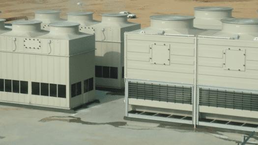"""Equipos de refrigeración evaporativa: diseño de instalaciones con """"torres a la carta"""""""