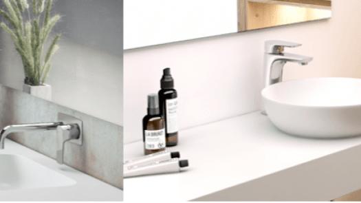Nueva serie de grifería de baño Koral de Genebre