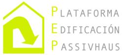 Plataforma edificación passivhaus logo