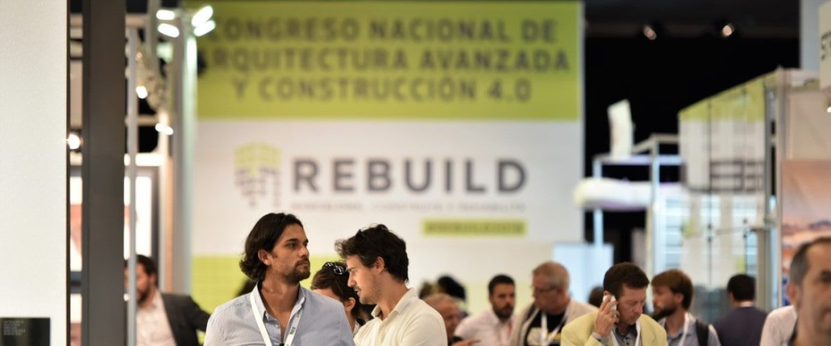 REBUILD 2019 será el escenario de más de 20.000 interacciones de negocio
