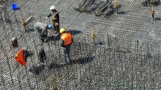 El sector de la construcción evoluciona en positivo en el primer semestre - infografía