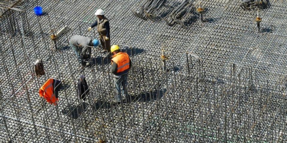 sector construcción evolución