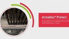 aislamiento contra incendios armaflex protect