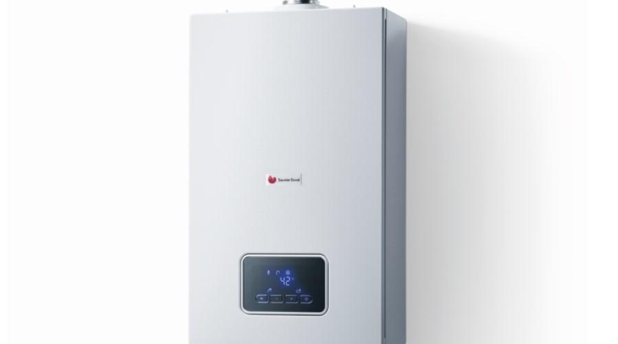 calentador a gas opaliather saunier