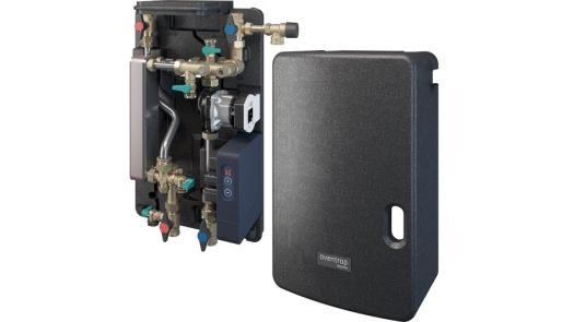 """Sistemas de agua potable de Oventrop: estaciones """"Regumaq X-25"""" y """"Regumaq X-45"""""""