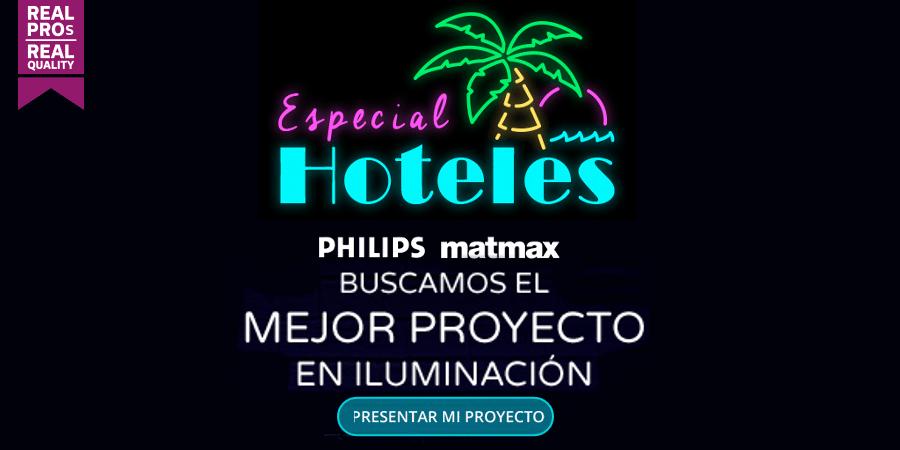 mejor proyecto iluminación en hoteles