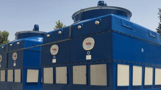 Tratamiento del agua en torres de refrigeración y condensadores evaporativos