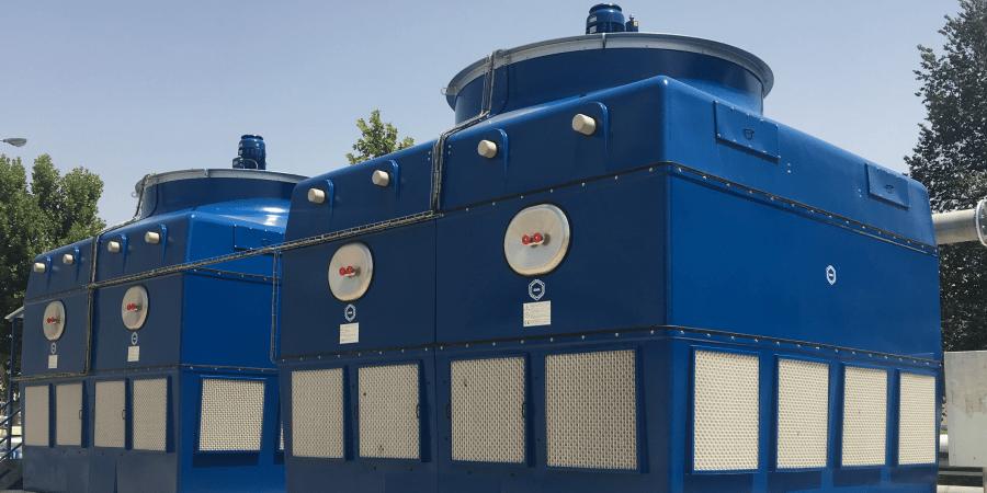 tratamiento del agua en torres de refrigeración