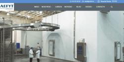 Nueva web de AEFYT más dinámica y útil para el sector del frío