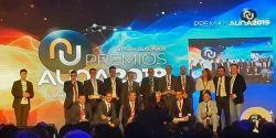 Premios Auna 2019